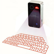 Wireless Bluetooth Virtual Laser Projection Keyboard Mouse For PC Laptop Tablet