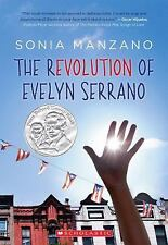 The Revolution of Evelyn Serrano-ExLibrary