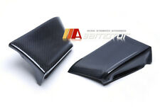 Carbon Fiber Rear Bumper Corner Extensions 2PC for Mitsubishi Evolution X EVO 10