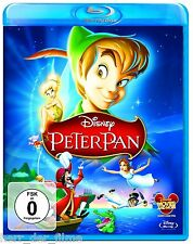 PETER PAN (Walt Disney) Blu-ray Disc NEU+OVP
