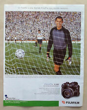 B603-Advertising Pubblicità-2004 - FUJIFILM FINE PIX S 5000