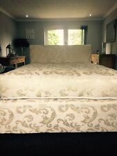 ***DOUBLE EXTRA DEEP LUXURY COMPLETE BED AND  MATTRESS***