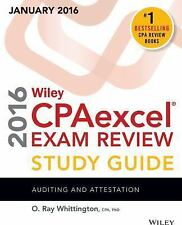 Wiley CPAexcel Exam Review 2016 Study Guide January : Business Environment...