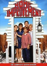 Home Improvement: The Complete Sixth Season [3 Discs] (2007, DVD NEUF)3 DISC SET