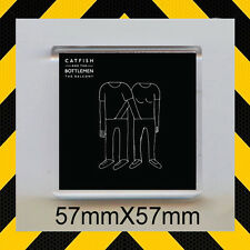 The Balcony - Catfish and the Bottlemen - -57X57mm FRIDGE MAGNET - CD COVER -