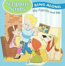 Hoffman Scripture Scouts Sing-A-Long My Family & CD