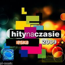 = HITY NA CZASIE 2009 radio  ESKA / CD  sealed from Poland