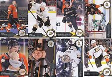 2014-15 Upper Deck Anaheim Ducks Complete Series 1 & 2 Team Set - 14 Cards