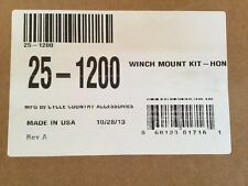Winch Mounting Kit for Honda TRX 500 Rubicon 07-14 25-1200 Cycle Country