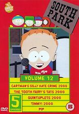 SOUTH PARK - VOLUME 12 / DVD