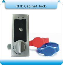 125KHZ RFID Spa Swimming Pool Gym Electronic Cabinet Lock Lockers with battery