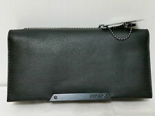 Mimco Leather CATALYST Wallet Purse Brand New with dust bag Black