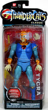"Classic Thundercats TYGRA 8-inch Action Figure animated Bandai 8"" NEW collector"