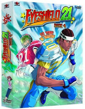 16916 // Eyeshield 21 - Coffret 3 DVD - Box 4 COFFRET NEUF
