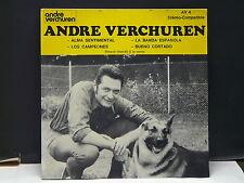 ANDRE VERCHUREN PROMO Alma sentimental AV 4