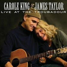 Live at the Troubadour [Digipak] by James Taylor (Soft Rock)/Carole King (CD,...