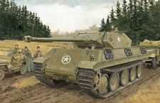 Dragon 7491 1/72 Plastic WWII German Erstatz M10 Tank Destroyer