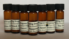 """SUPER SEVEN""  Basic Aromatherapy Set, 7 Pure Undiluted, Natural, Essential Oils"