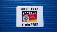 Fan Club der Nationalmannschaft   -Aufkleber-