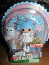 NEW MINI LALALOOPSY IVORY ICE CRYSTALS DOLL