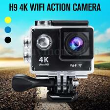 EKEN H9 4K Ultra HD 1080P 60fps 6P Lens WiFi LCD Sports Action Camera DV Car DVR