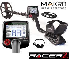 MAKRO RACER 2 METAL DETECTOR CERCAMETALLI FIND GOLD JEWELRY+ ACCESSORIES RACER2
