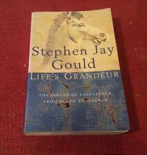 Life's Grandeur by Stephen Jay Gould p/b 1996