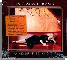 Barbara Sfraga - Under the Moon - New 2003 Jazz CD!