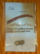 Precision Scale HO #3164 Feedwater Heater (Unpainted Brass Casting) -- Worthingt