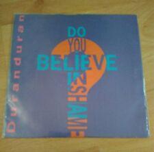 "Duran Duran - do you believe in shame? (UK 7"" vinyl)"