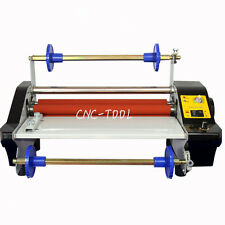 FM360T Four Rollers Hot&Cold Continuously Variable Roll Laminating Machine 110V