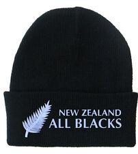Nouvelle Zelande New Zealand Rugby Bonnet Beanie
