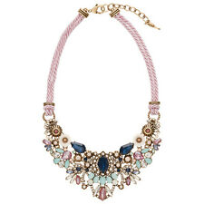 Chloe and Isabel Parisian Belle Convertible Statement Necklace NWT