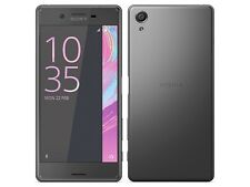 New Imported Sony Xperia X Duos Dual SIM 4G LTE|64GB|3GB Graphite Black