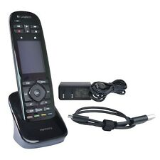"Logitech Harmony Touch Universal Remote Color 2.4"" Touchscreen Black 915-000198"
