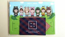 MONSTA X 1st OFFICIAL Fanclub Monbebe GOODS -  Standee / Very Rare