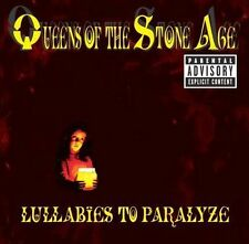 Lullabies to Paralyze [PA] by Queens of the Stone Age (CD, Mar-2005, Interscope