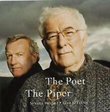Seamus Heaney & Liam O'Flynn The Poet & The Piper CD FREE UK P&P