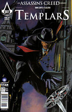 TEMPLARS #1 - Cover A  - Assassin's Creed - New Bagged