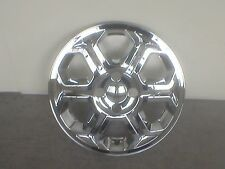 "08 09 10 11 FORD FOCUS  CHROME WHEEL SKINS  FOR 16"" ALLOY"
