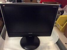 """VIEWSONIC  VG1930WM  19""""  LCD MONITOR   FLAT PANEL  w/ cable"""