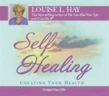 Self Healing: Creating Your Health Louise L. Hay Self Help CD Excellent Like New
