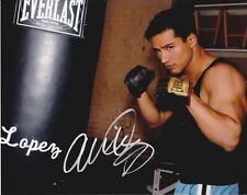 Mario Lopez Autographed 8x10 Photo (Reproduction)
