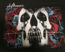 Deftones Vintage New Tee T-Shirt Heavy Metal Small