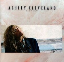Ashley Cleveland - Big Town - used cd