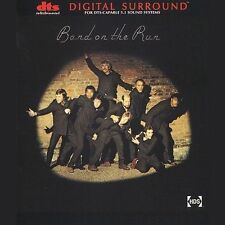 McCartney And Wings Band on the Run DTS Surround 5.1 DVD Audio