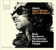 Jimmy: James Rhodes Live in Brighton, New Music