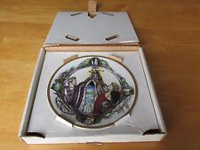 Legends of Camelot Pickard Collector Plate: The Knights of the Round Table