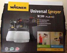 BNIB Wagner Universal Paint Sprayer W599 Flexio