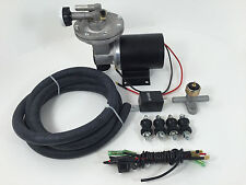 Vacuum Pump Electric Brake Booster Hot Rod GM Chevy Ford Mopar Street Rod 12V